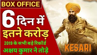 Kesari Box Office Collection Day 6, Kesari Movie Collection, Kesari Total Collection, Akshay Kumar