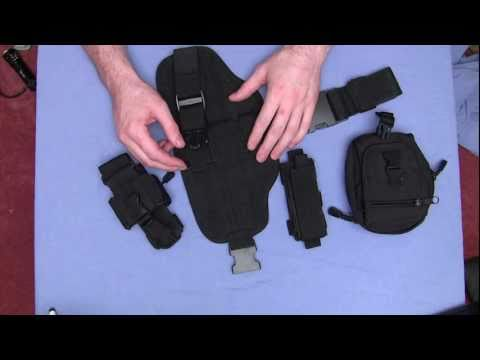 Condor Thigh Rig from Red Scorpion Six. Review
