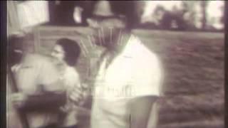 Protesting Intergration in Schools, 1960's - Film 92488