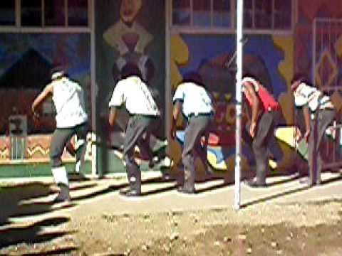 laarzen dans zuid – afrika