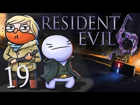Resident Evil 6 /w Cry! [Part 19] - Tacticular Strategems