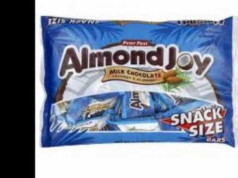 Lane & Wiseman Co.Almond Joy Snack Size Bars