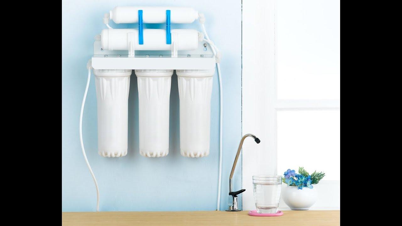 Сделать фильтр для воды для дома