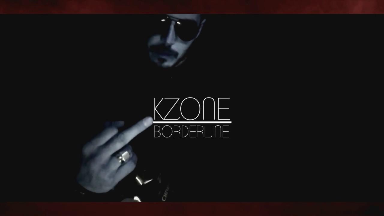 Kzone - Borderline / Studio M4rco / Nouveauté Rap Francais 2017