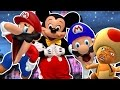 SMG4 Mario Goes To DIDNEY WORL mp3 indir