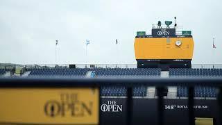 Sports News - Lugging the British Open Across the Irish Sea
