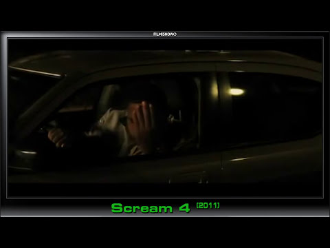 Scream 4 (2011) Bloopers, Gag Reel & Outtakes (Part1/2)