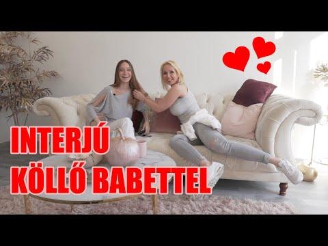 KÖLLŐ BABETT - SZTÁRBAN SZTÁR, LUXUSFELESÉGEK, CSALÁD ❤️ │ Emci Beauty