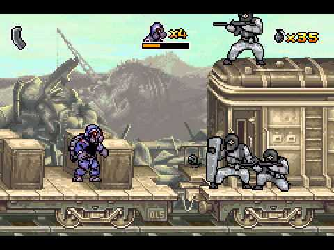 CT Special Forces - Bioterror - CT Special Forces - Bioterror (GBA) - Vizzed.com Play - User video