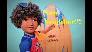 My Life As Beach Vacationer Boy Doll with American Girl