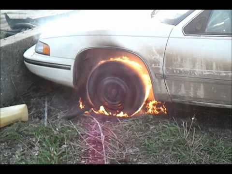 Flaming Burnout