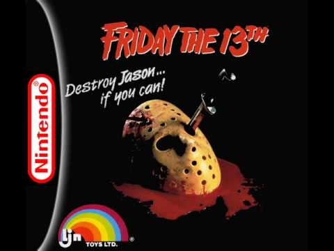 Friday the 13th Music (NES) - Character Select  Room Theme