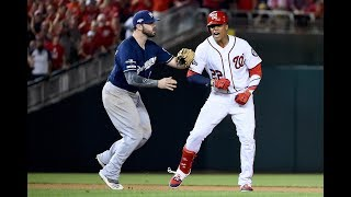 Juan Soto's Single Lifts Nationals Over Brewers In NL Wild Card Game