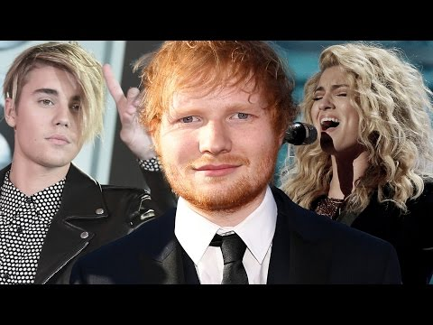6 Songs You Didn't Know Were Written By Ed Sheeran