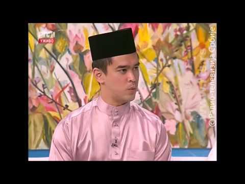 "Embassy of Malaysia on Radio Television of Serbia 1 (""Vi i Mira Adanja Polak"" Show)"