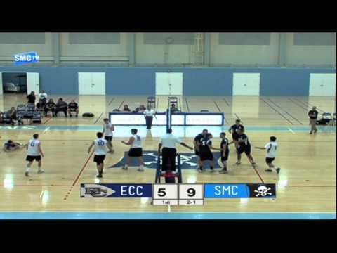 Santa Monica College Men's Volleyball  vs El Camino College  - March  18, 2016 (Full Game )
