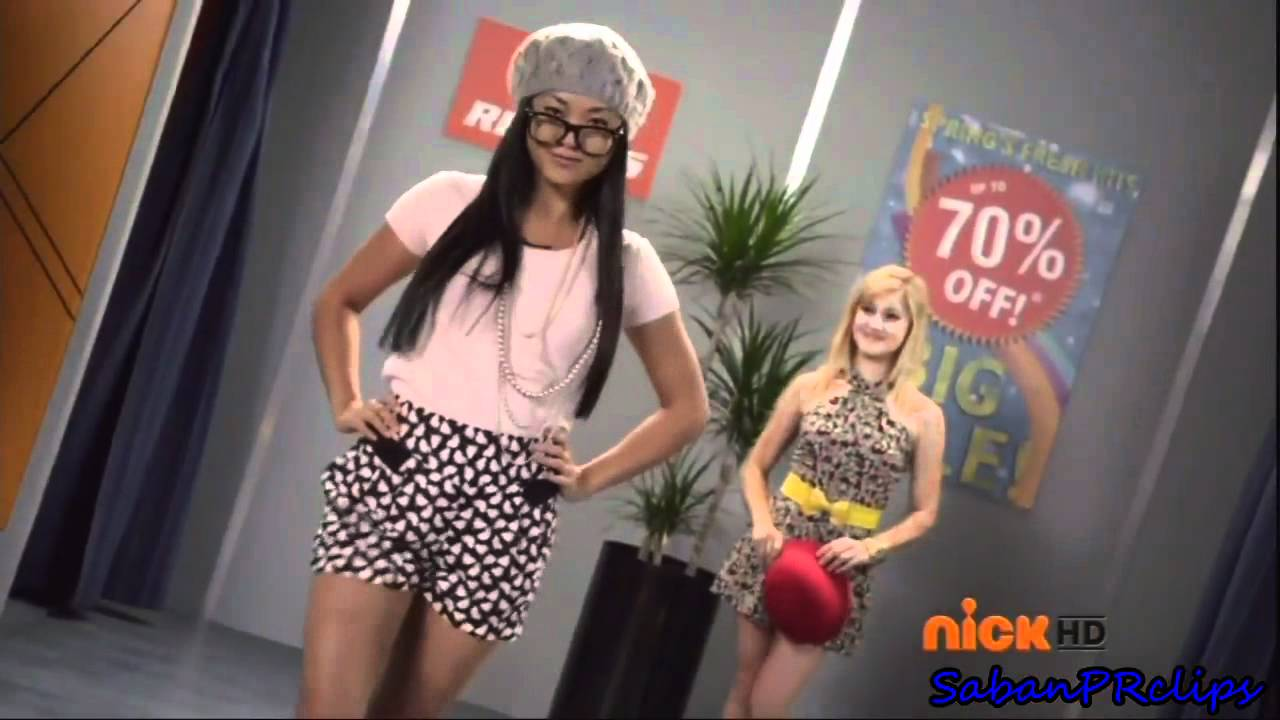 Mia And Emily Fashion Show Power Rangers Super Samurai Ep