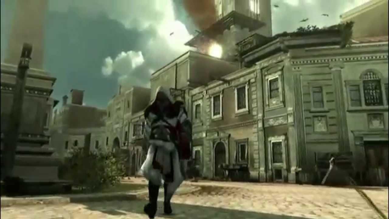 Assassin's Creed Brotherhood - видеоинтервью с продюсером русский закадровы
