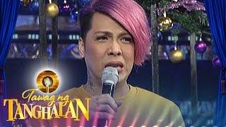 Tawag ng Tanghalan: Vice Ganda's emotional