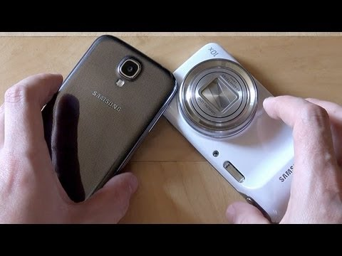 Samsung Galaxy S4 Zoom vs Samsung Galaxy S 4