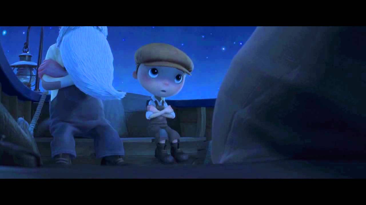 La Luna - Pixar s Short Movie