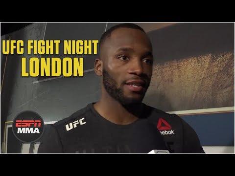 Leon Edwards calls for Jorge Masvidal bout before backstage fight | ESPN MMA