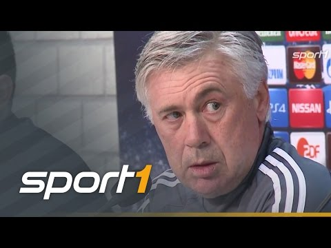 Bayern flirtet mit Ancelotti | SPORT1 - Der Tag