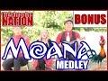 Moana Medley KIDS IMAGINE NATION Music For Kids Family Songs mp3