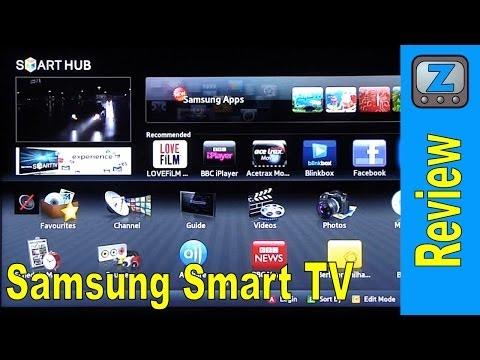 Samsung Smart TV Review UE40D5520 LED HDTV