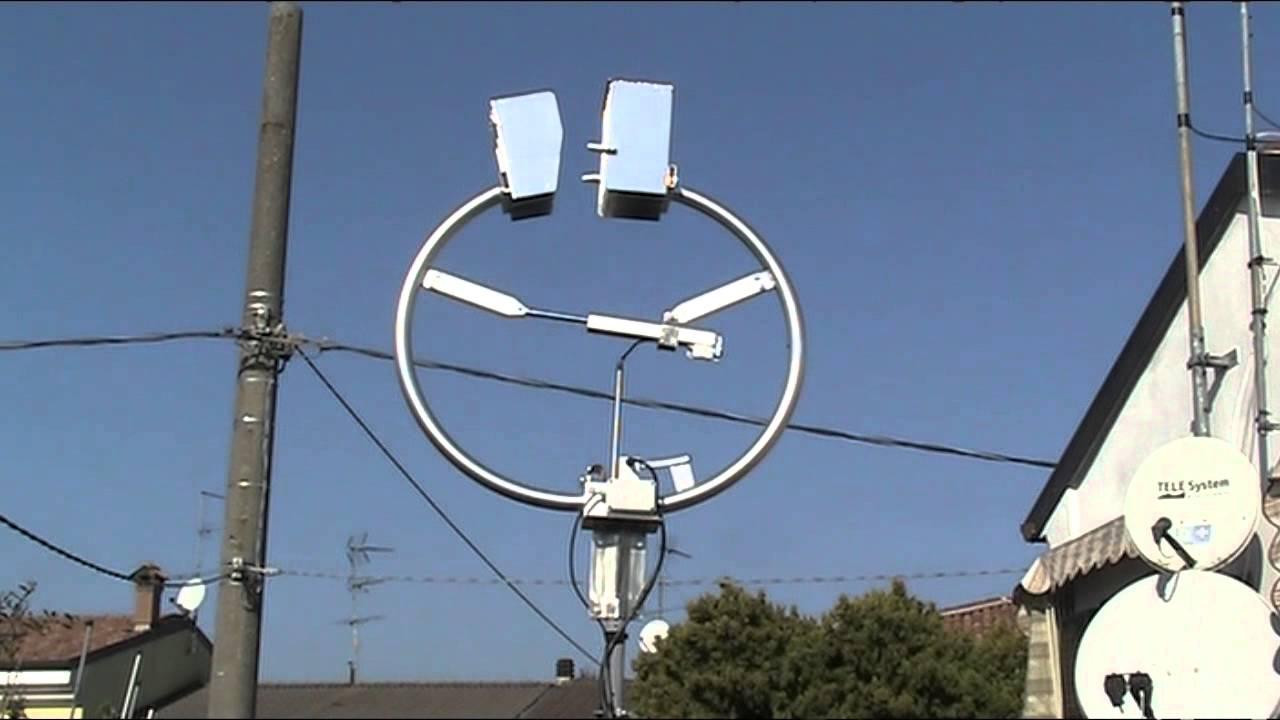 Antenna Hf Baby Loop Magnetica Da 10 Ai 40mt Di Gustavo