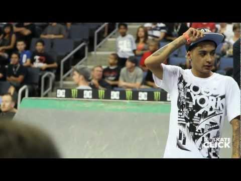 Chaz Ortiz SLS Ontario clips 2012