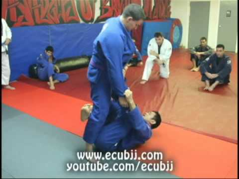 Jojo Guarin: Open Guard Sweep Series pt.1 Image 1