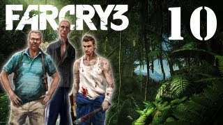 Let's Play Together Farcry 3 #010 - Schopfkuss! [720] [deutsch]