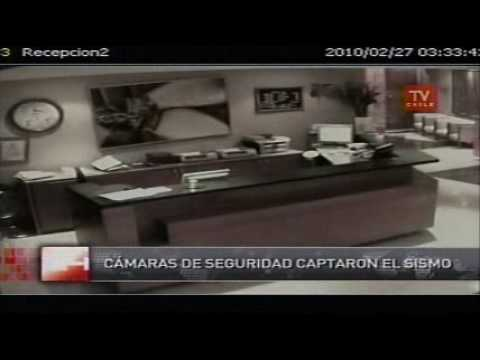 Chile Noticias 24 Central Terremoto 1/3