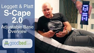 S-Cape 2.0 Adjustable Bed (by Leggett & Platt) Explained by GoodBed.com