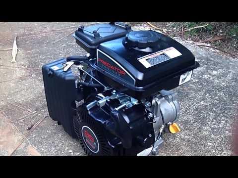 Predator 99cc Engine Review & Tutorial