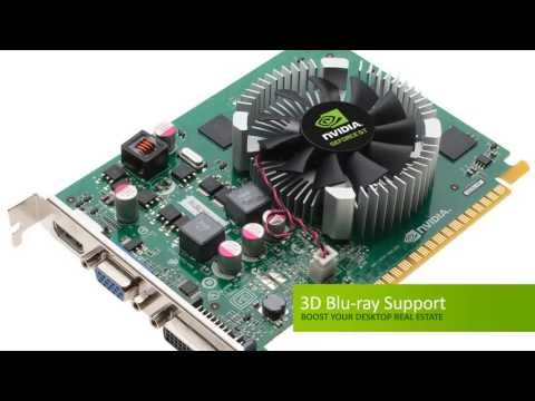 NVIDIA GeForce GT & GTX Graphics Cards