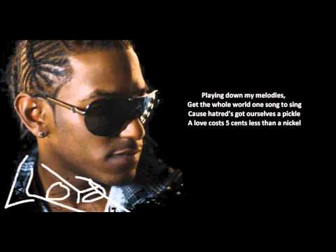 Lloyd - World Cry (ft. R.Kelly, Keri Hilson & K'Naan) - Lyrics *HD* Music Videos