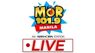 LIVE: MOR 101.9 For Life! Live Stream - April 12, 2019