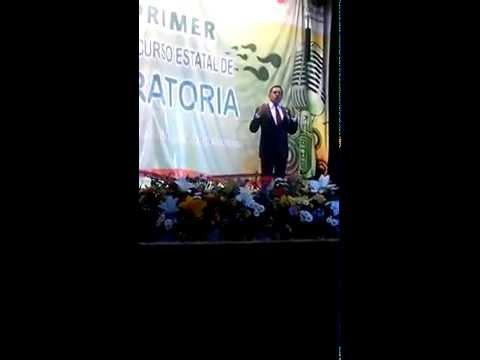 Concurso Estatal de Oratoria Conalep en Zamora, Mi(2)
