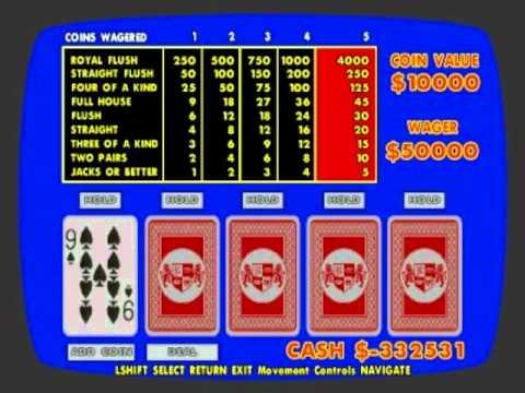 Poker gta v