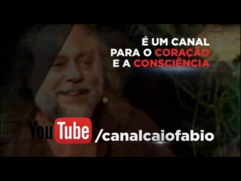 Inscreva-se no Canal Caio Fábio no Youtube!