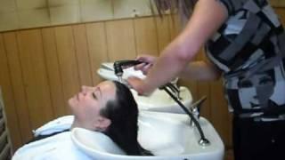 shampoo -come eseguirlo