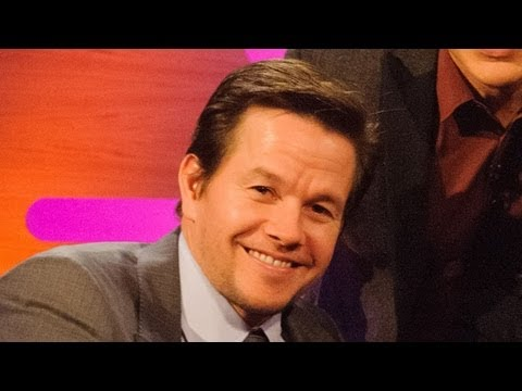 MARK WAHLBERG: Interrupting Sarah Silverman (The Graham Norton Show)