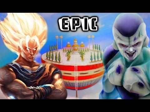 Dragon Ball Z: Goku In Virtual Reality! - Oculus Rift video
