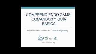 GAMS - Ejemplo de programación lineal y primeros pasos