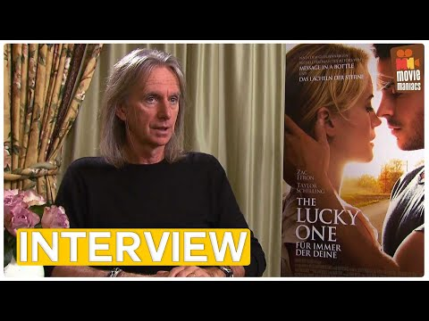 The Lucky One | Scott Hicks EXCLUSIVE Interview (2012)