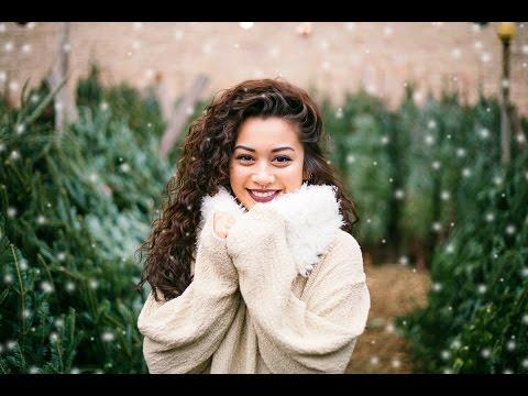 Curly Hair Routine (Perm) | Sarah G