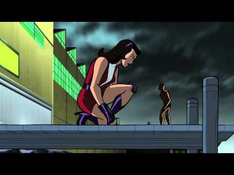 2 - THE LAST PATROL Batman The Brave and The Bold Cartoon Clip DOOM PATROL