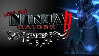Ninja Gaiden 2 - CH5 [Master Ninja] (All Weapons)